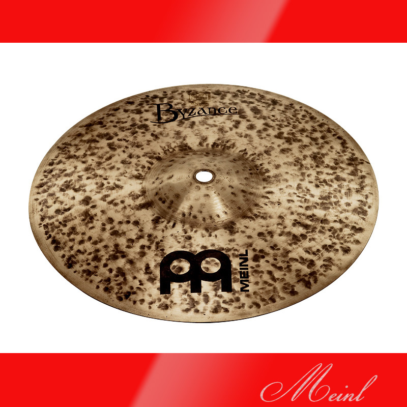 Meinl マイネル Byzance Dark Series Splash Cymbal 10