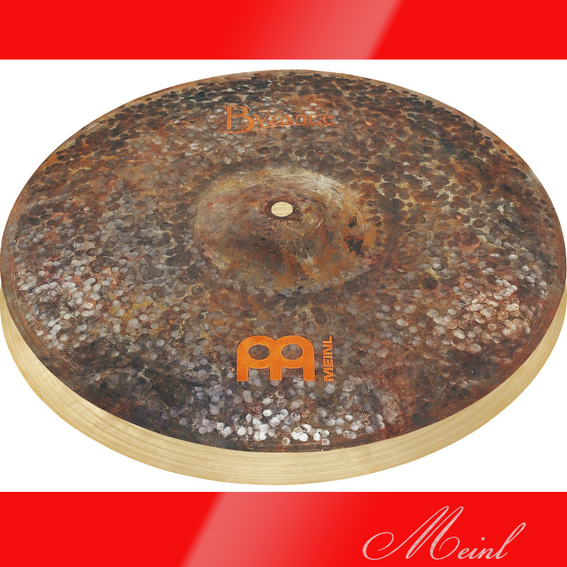 Meinl マイネル Byzance EXTRA DRY Series Hihat 14