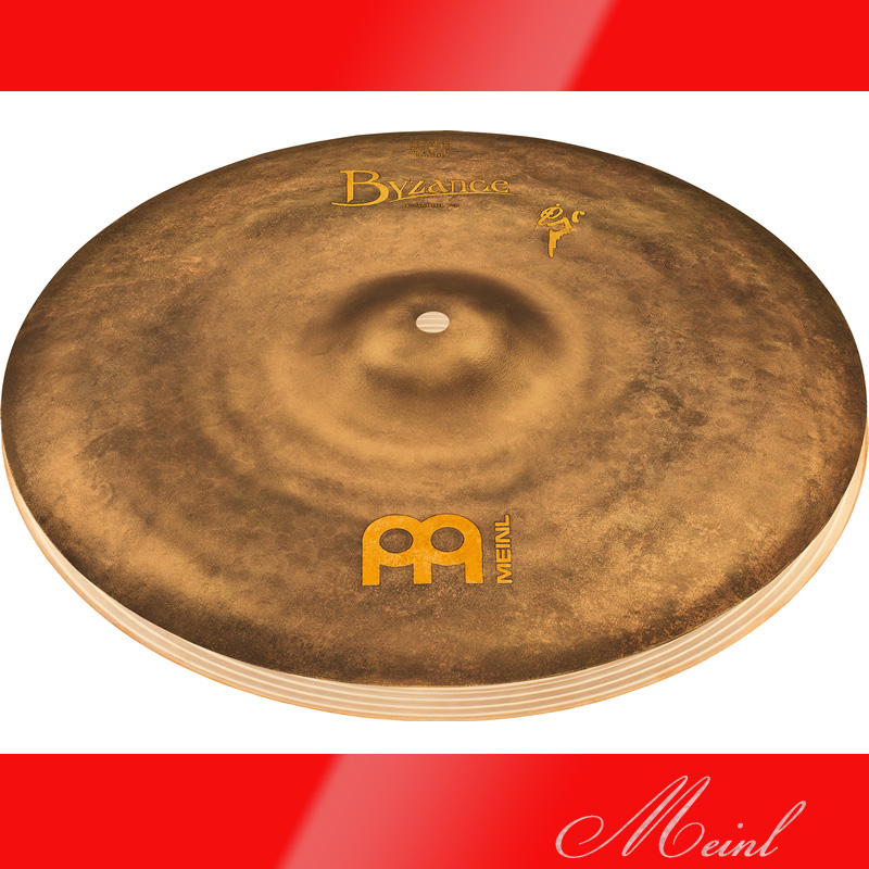 Meinl マイネル Byzance Vintage マイネル Series Series Sand hat hat Cymbal 14