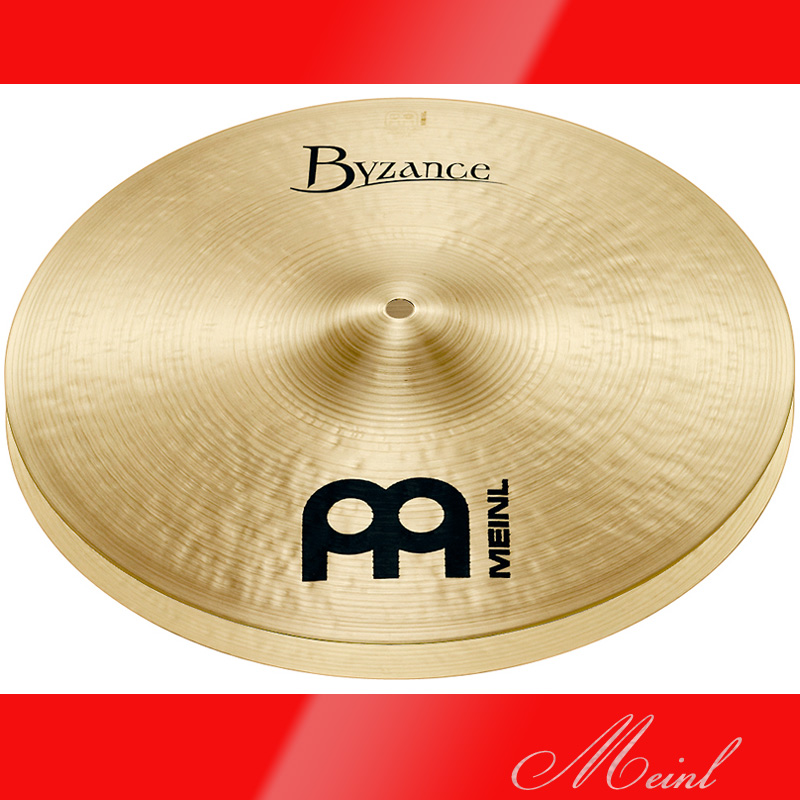 Meinl マイネル Byzance Traditional Series Hihat 15