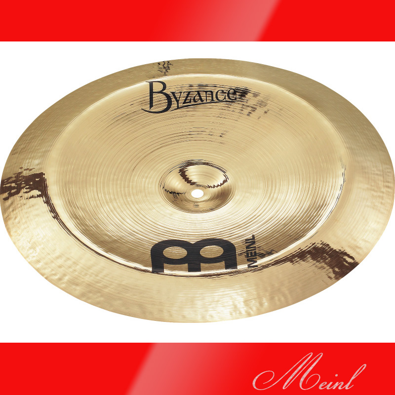 Meinl マイネル Byzance Brilliant Series China Cymbal 16