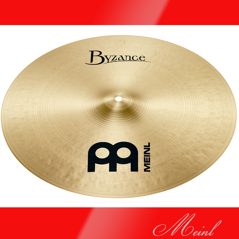 Meinl マイネル Byzance Traditional Series Crash Cymbal 16