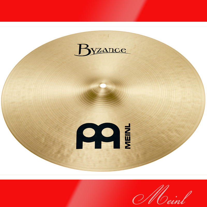 Meinl マイネル Byzance Traditional Series Crash Cymbal 17