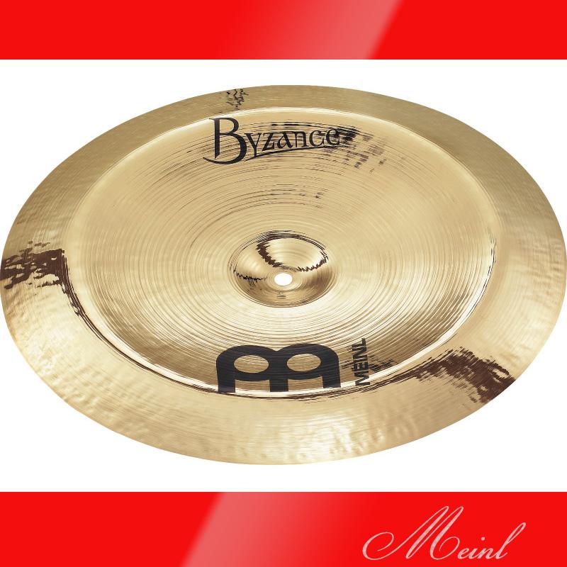 Meinl マイネル Byzance Brilliant Series China Cymbal 18