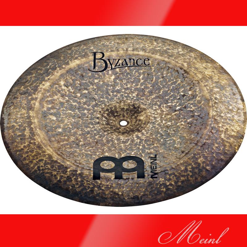 Meinl マイネル Byzance Dark Series China Cymbal 18