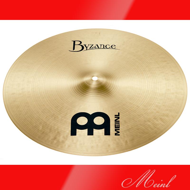 Meinl マイネル Byzance Traditional Series Crash Cymbal 18