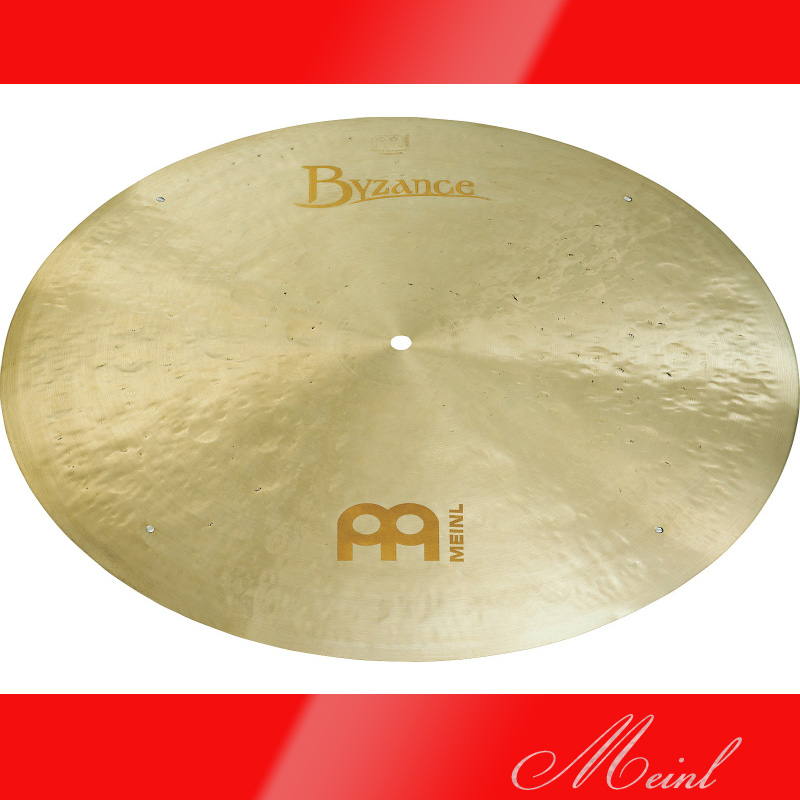 Meinl マイネル Byzance Jazz Series Club Ride Cymbal 20