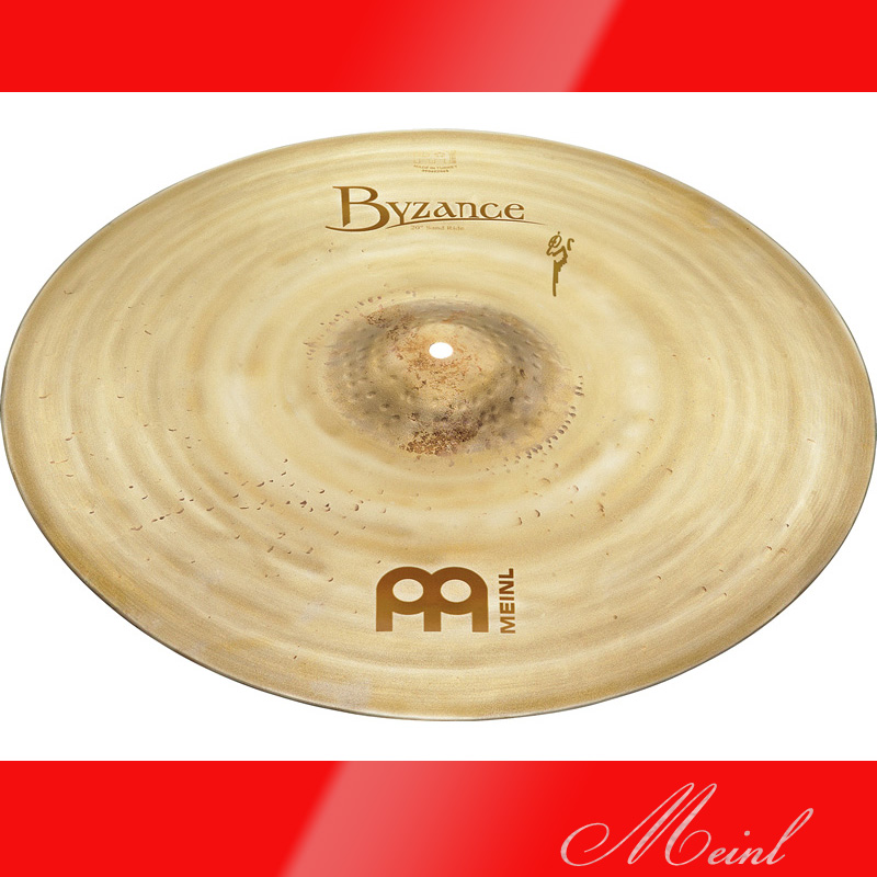 Meinl マイネル Byzance Vintage Series Sand Ride Cymbal 22