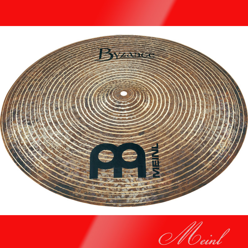Meinl マイネル Byzance Dark Series Spectrum Ride Cymbal 22