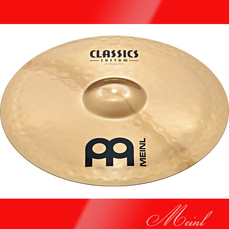 Meinl マイネル CLASSICS CUSTOM Ride Cymbal 20