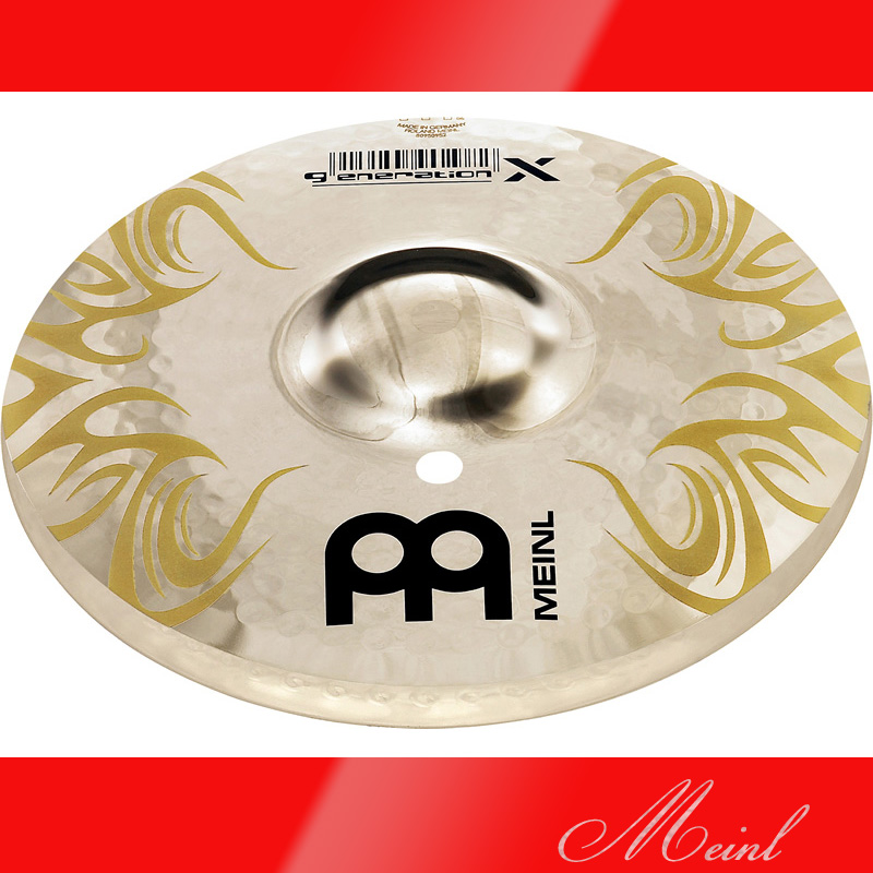 Meinl マイネル Hat FX generation X FX Meinl Hat 10