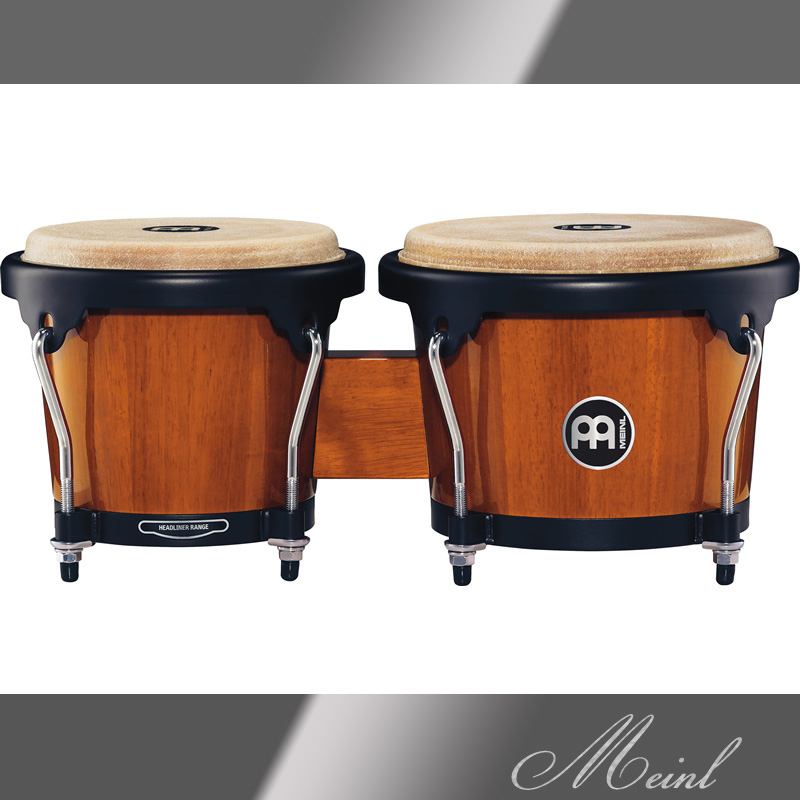 Meinl マイネル Headliner Series Wood Bongo 6 3/4