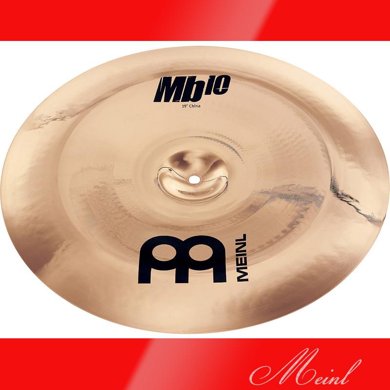 Meinl マイネル Mb10 China Cymbal 19