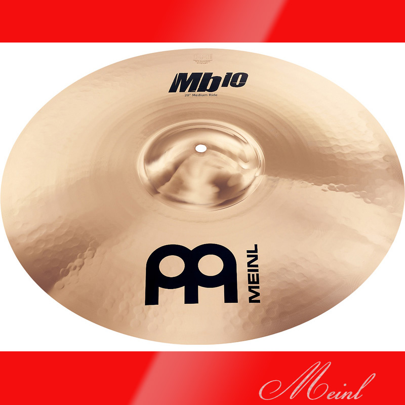 Meinl マイネル Mb10 Ride Cymbal 21