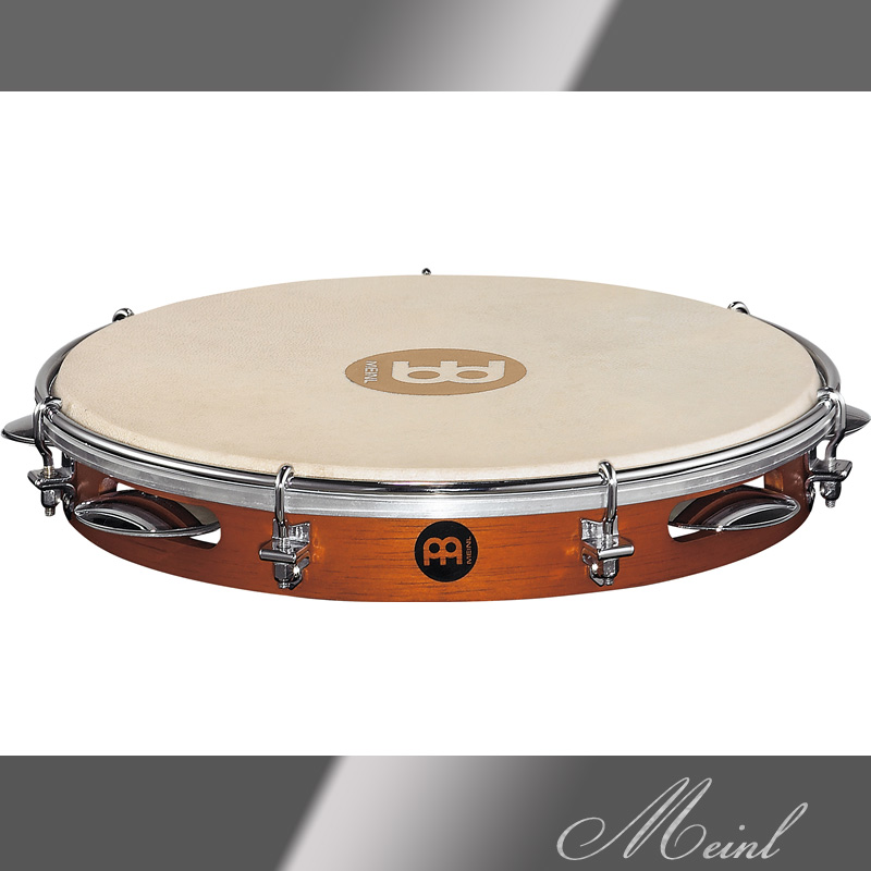 Meinl マイネル Traditionals Wood Pandeiros (Frame Drums) 10