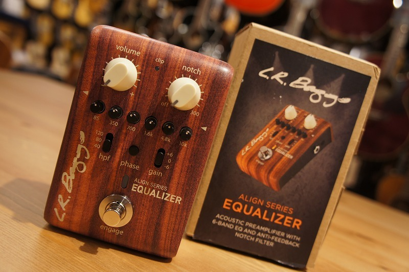 L.R.Baggs 【ALIGN SERIES】EQUALIZER 【店頭在庫】【名古屋店】