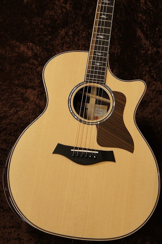 Taylor 814ce DLX V-Class【名古屋店】