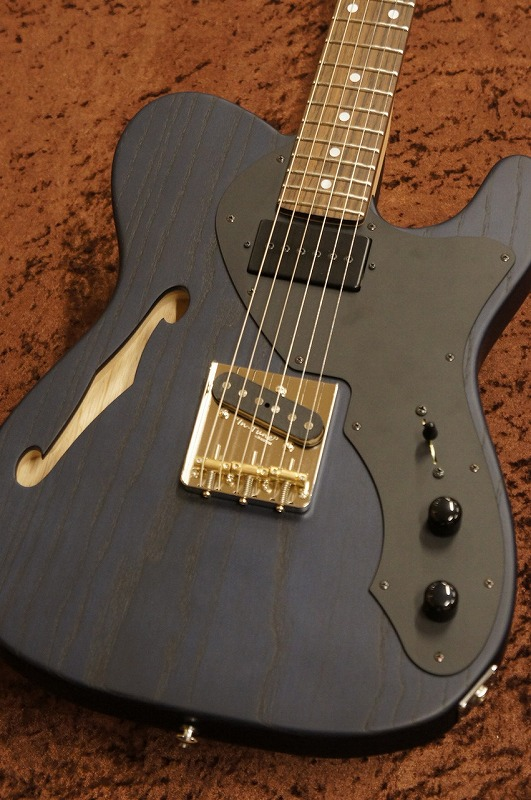 Black Smoker 【軽量!2.98!!】DELTA Chambered P94 -Open Pore Matte Afro Blue-【名古屋店】