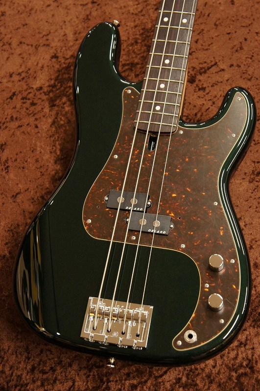 Psychederhythm Standard-P / British Green Pearl【名古屋店】