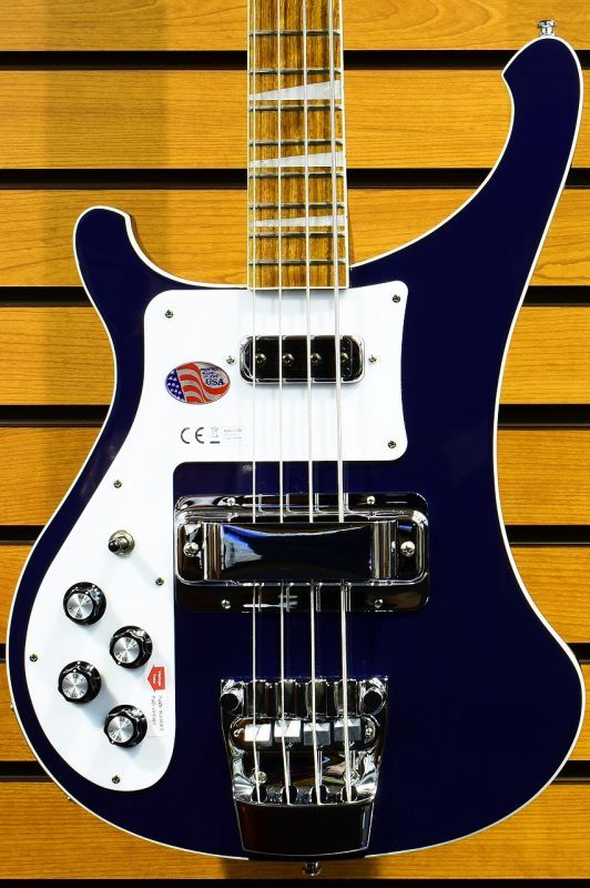 Rickenbacker 4003 LH -Midnight Blue- 【NEW】 【新品】【おちゃのみず楽器在庫品】