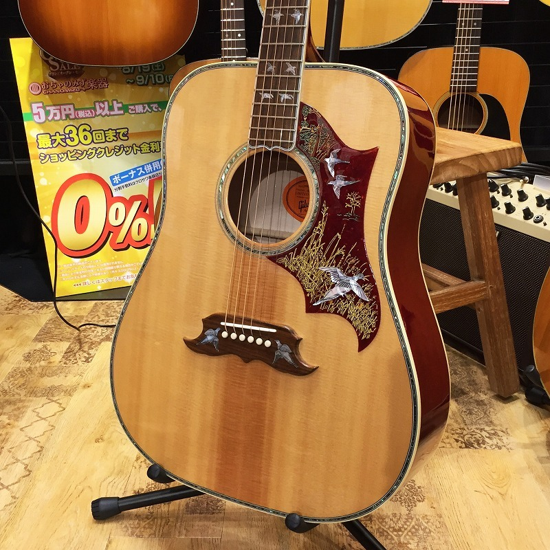 Gibson 【世界限定30本】DOVE in Flight #12596050 【新品】【おちゃのみず楽器在庫品】