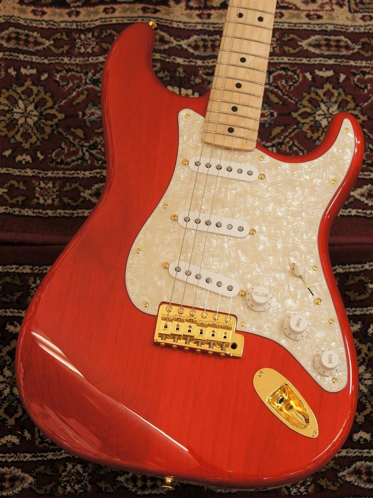 Fender MAMI Stratocaster #JD17049503 【3.63kg】 【SCANDAL】 【新品】【おちゃのみず楽器在庫品】