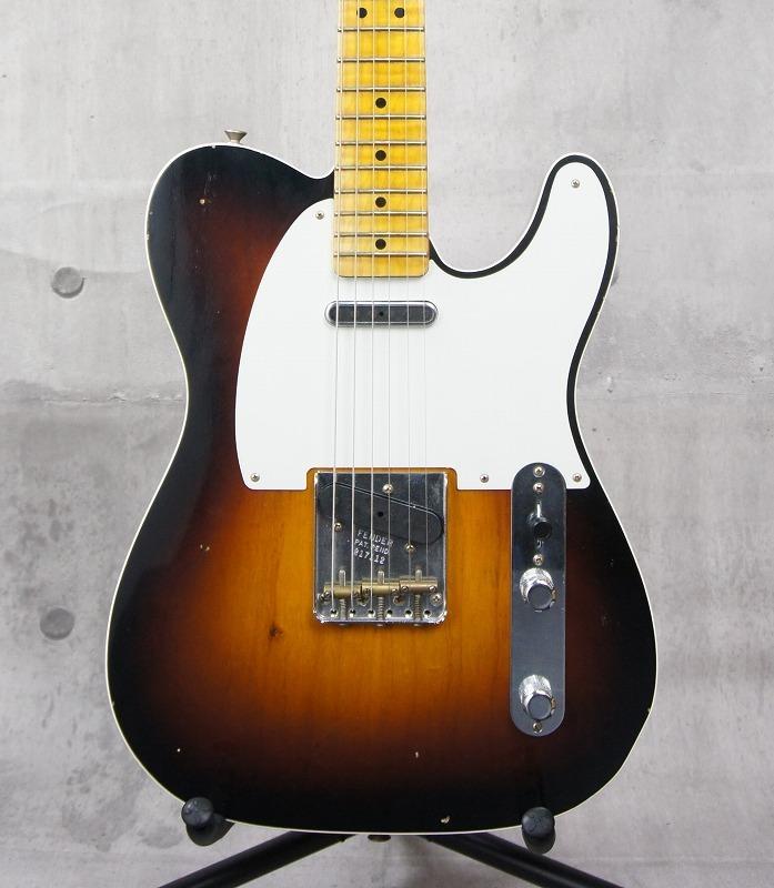 Fender Custom Shop 2018 LTD DOUBLE ESQUIRE