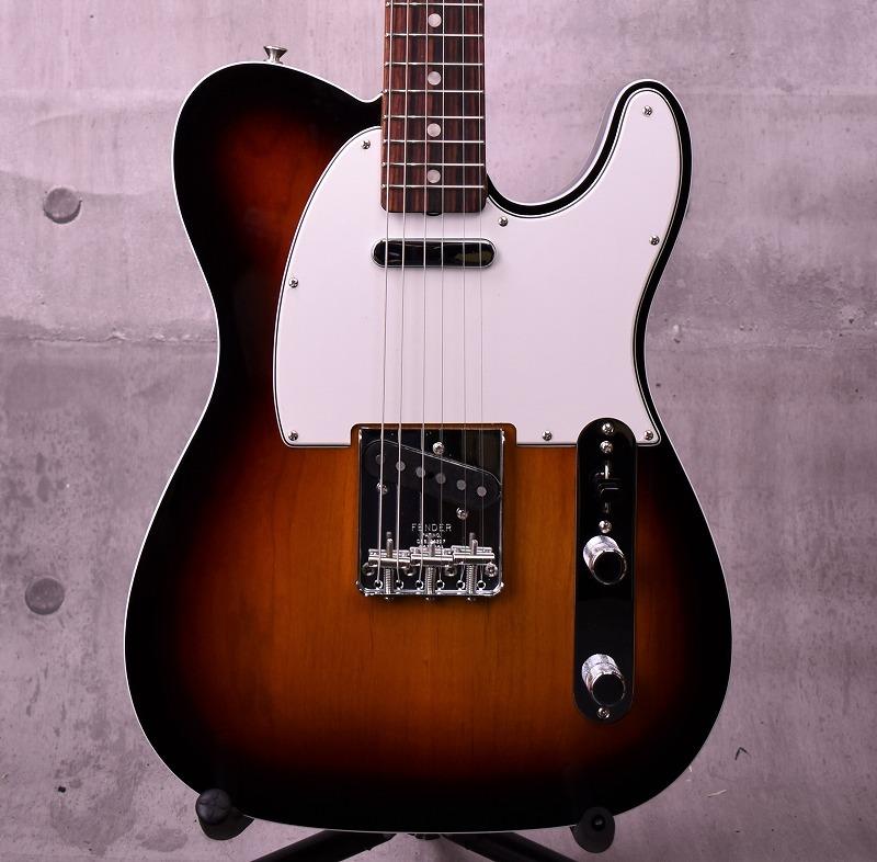 Fender American Original '60s Telecaster 3-Color Sunburst【3.55kg】【新品】【おちゃのみず楽器在庫品】