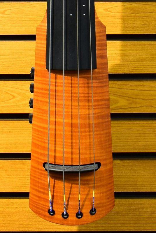 NS Design CR4 D.Bass -Sunburst- 【NEW】 【新品】【おちゃのみず楽器在庫品】
