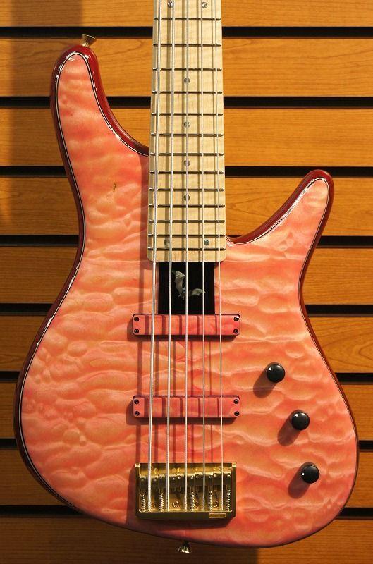 Sugi NB5M MVQM/ASH2P -Cherry Blossom Pink- 【NEW】 【当店オーダー】 【選定材モデル】 【新品】【おちゃのみず楽器在庫品】