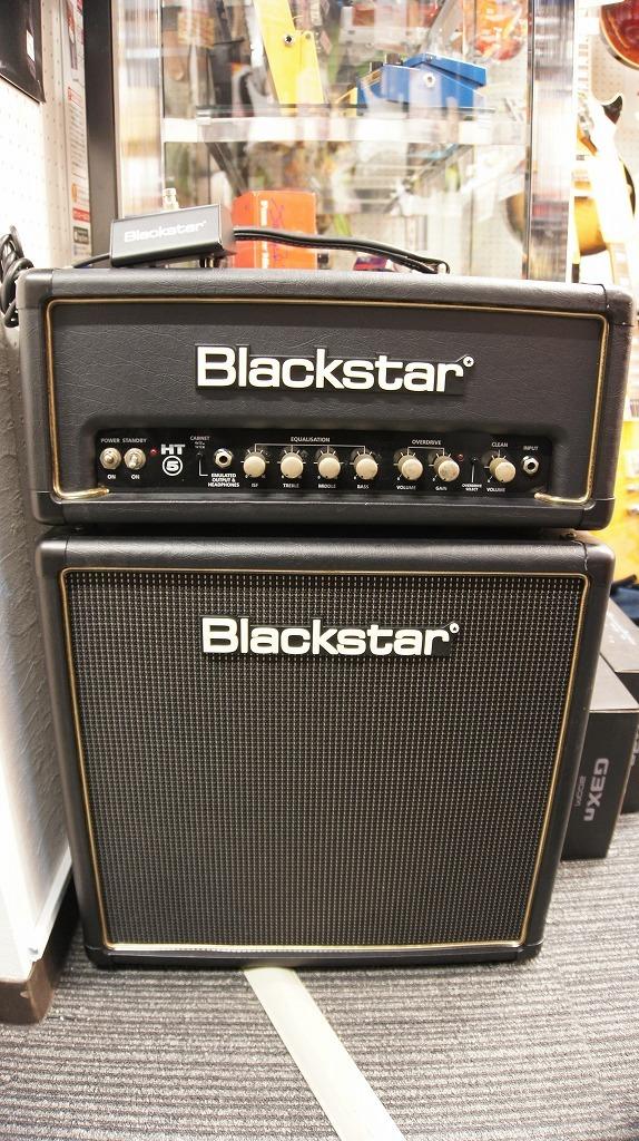 Blackstar HT-5H & HT-110 Set 【使えるミニスタック!!】 【中古】【おちゃのみず楽器在庫品】