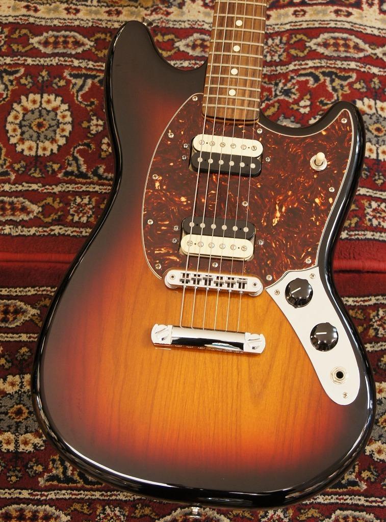 Fender '13 American Special Mustang 3CS 【中古】【おちゃのみず楽器在庫品】