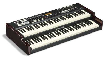 SUZUKI HAMMOND ハモンド ステージキーボード SK-2 61鍵盤デュアルキーボード【送料無料】【smtb-u】【ONLINE STORE】