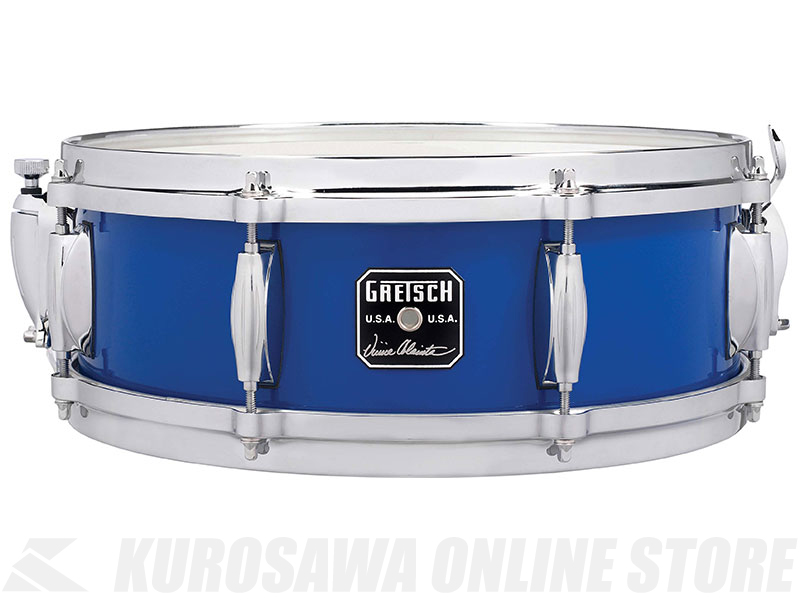 Gretsch Drums GAS0514-VC -USA Artist Signature Series- 《スネアドラム》【送料無料】【ONLINE STORE】