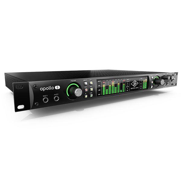 Universal Audio APOLLO 8 QUAD《オーディオインターフェース》 【送料無料】 【ONLINE STORE】