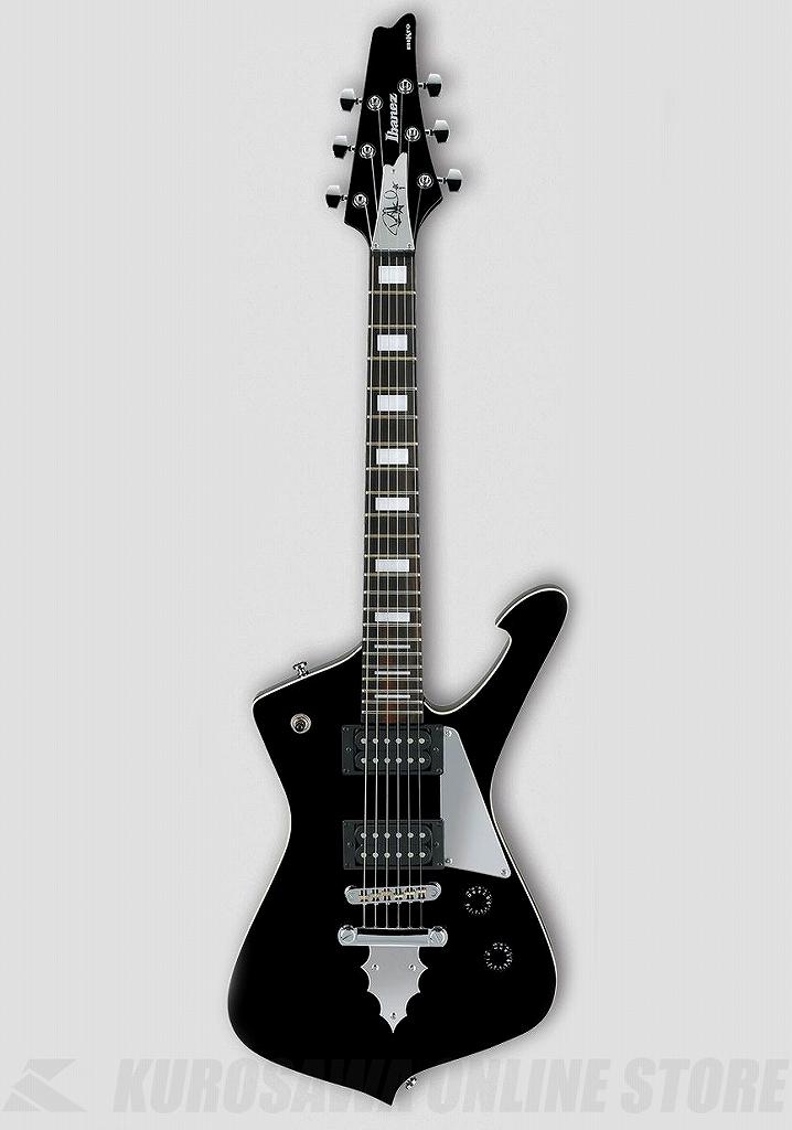 Ibanez PSM10-BK Paul Stanley Signature《エレキギター》【送料無料】【ONLINE STORE】
