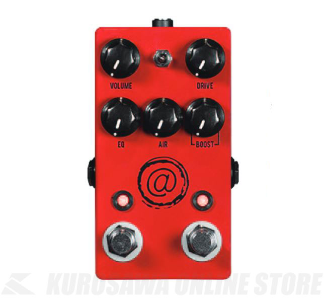 JHS Pedals The AT+【エフェクター】【送料無料】 (ご予約受付中)【ONLINE STORE】