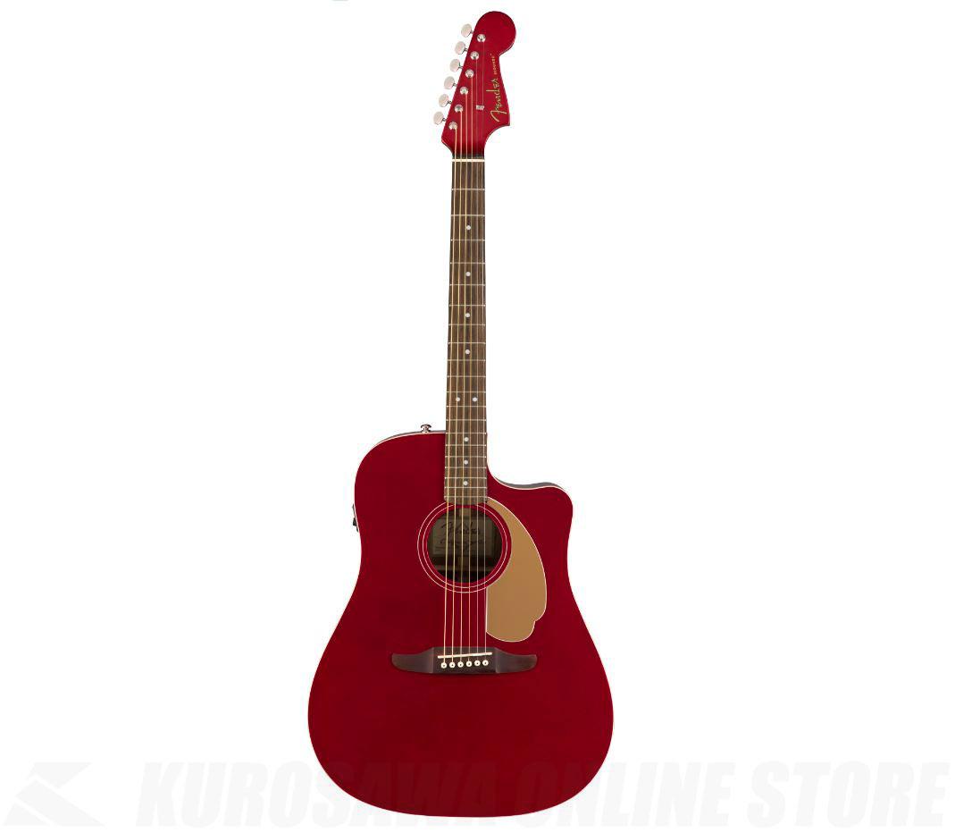 Fender Redondo Player Candy Apple Red《アコースティックギター》【送料無料】 【ONLINE STORE】