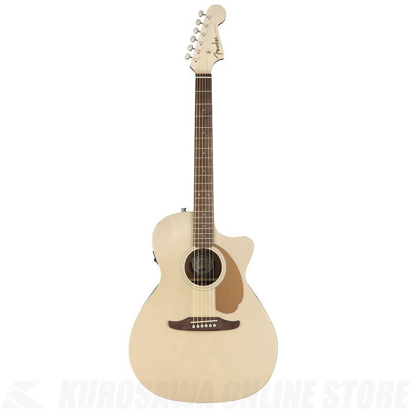 Fender Acoustics Newporter Player (Champagne)《アコースティックギター》(お取り寄せ)【ONLINE STORE】