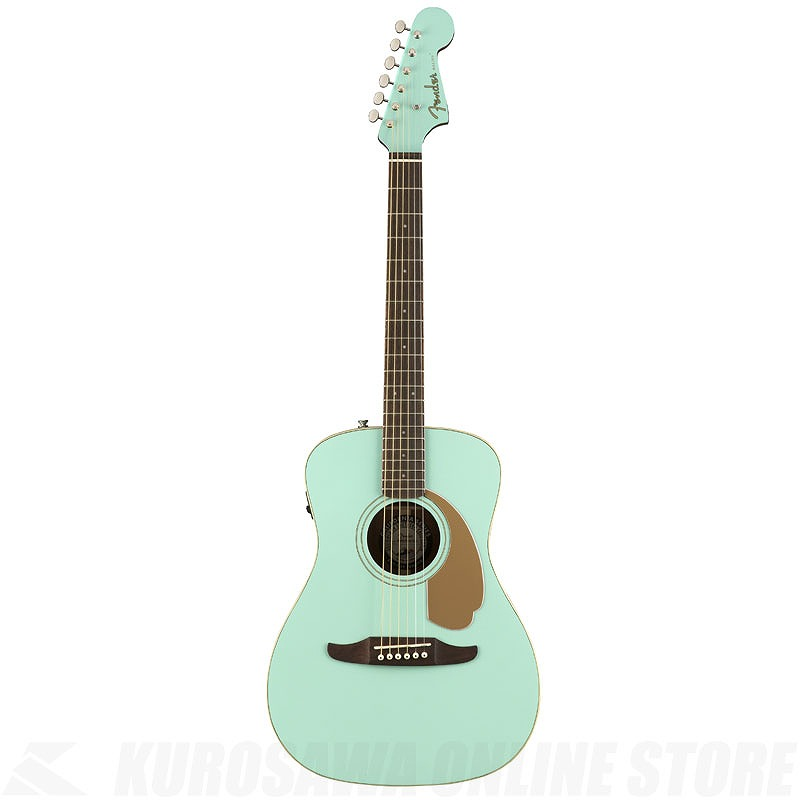 Fender Acoustics Malibu Player (Aqua Splash)《アコースティックギター》【送料無料】 【ONLINE STORE】