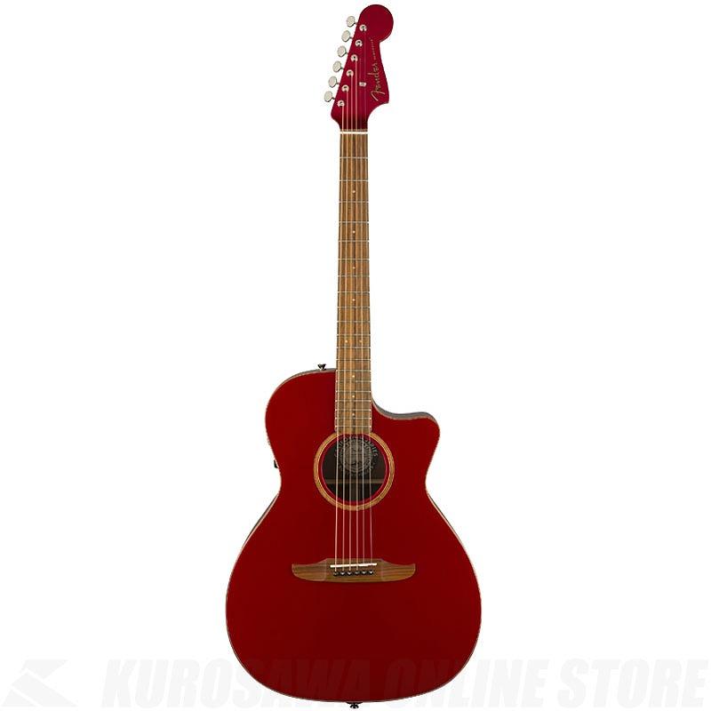 Fender Acoustics Newporter Classic(Hot Rod Red Metallic)《アコースティックギター》【送料無料】 【ONLINE STORE】