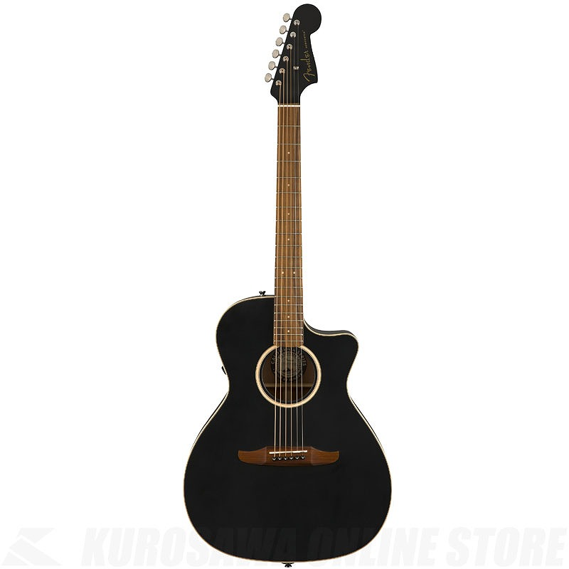 Fender Acoustics Newporter Special(Mattle Black)《アコースティックギター》【送料無料】 【ONLINE STORE】