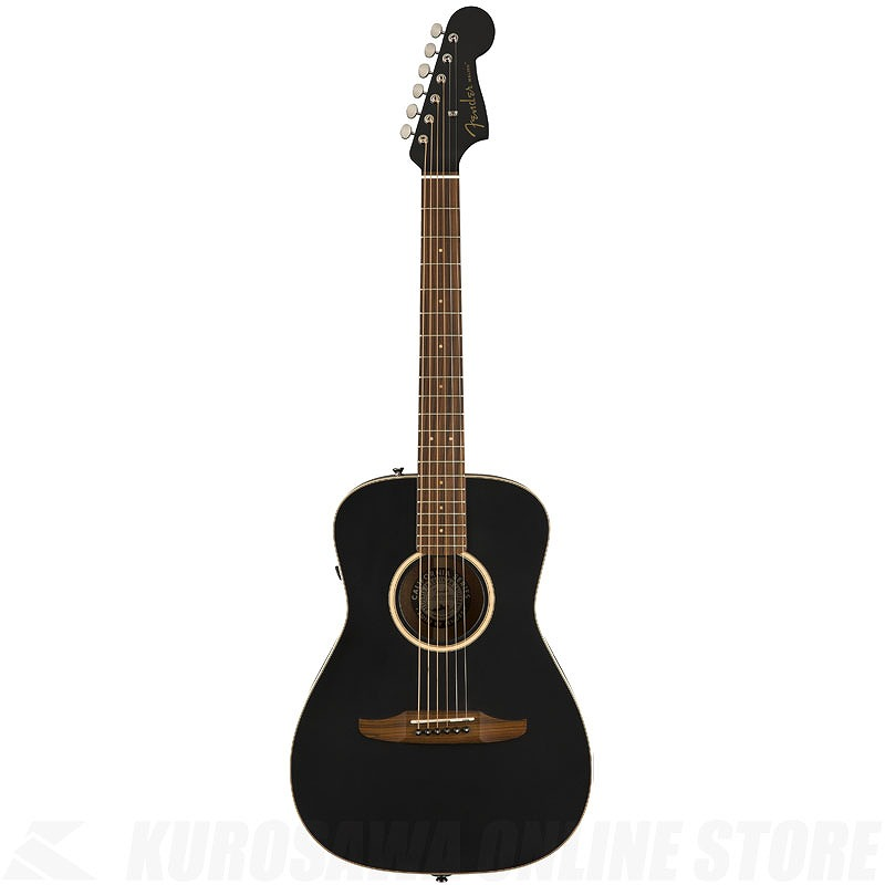 Fender Acoustics Malibu Special(Mattle Black)《アコースティックギター》【送料無料】 【ONLINE STORE】