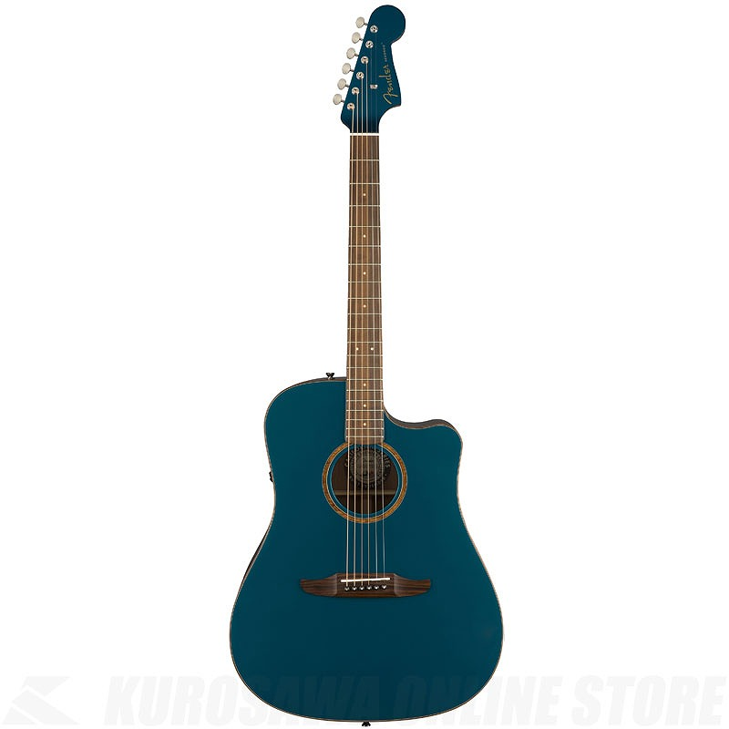 Fender Acoustics Redondo Classic(Cosmic Turquoise)《アコースティックギター》【送料無料】 【ONLINE STORE】