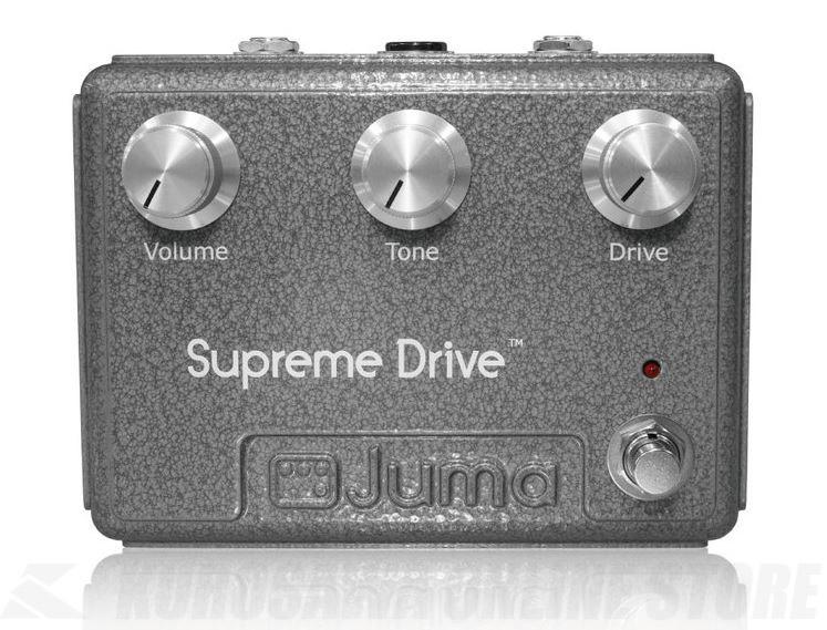 Juma Pedals Supreme Drive 《オーバードライブ》【送料無料】 【ONLINE STORE】