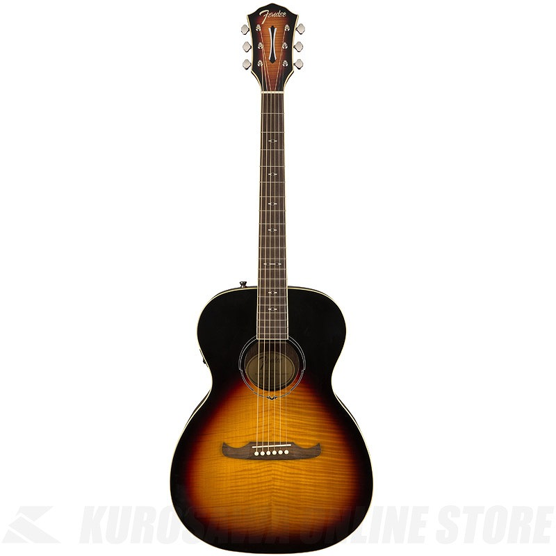 Fender FA-235E Concert 3-tone Sunbrst RW 【ONLINE STORE】