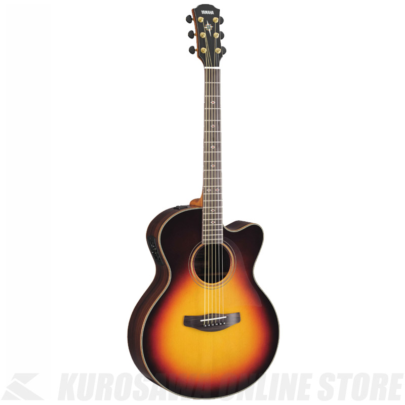 YAMAHA CPX1200II VS(ビンテージサンバースト)《アコースティックギター》【送料無料】 【ONLINE STORE】