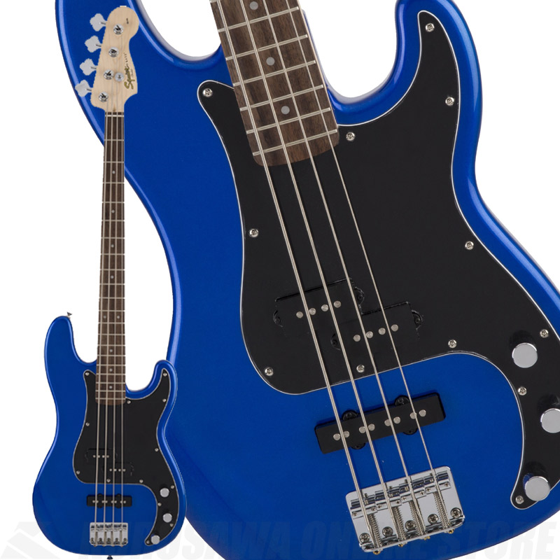 Squier by Fender Affinity Series Precision Bass Imperial Blue[数量限定品]【送料無料】 【ONLINE STORE】