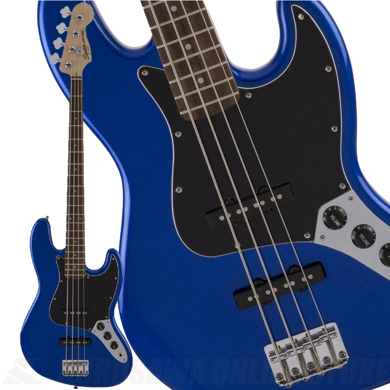 Squier by Fender Affinity Series Jazz Bass Imperial Blue[数量限定品]【送料無料】 【ONLINE STORE】