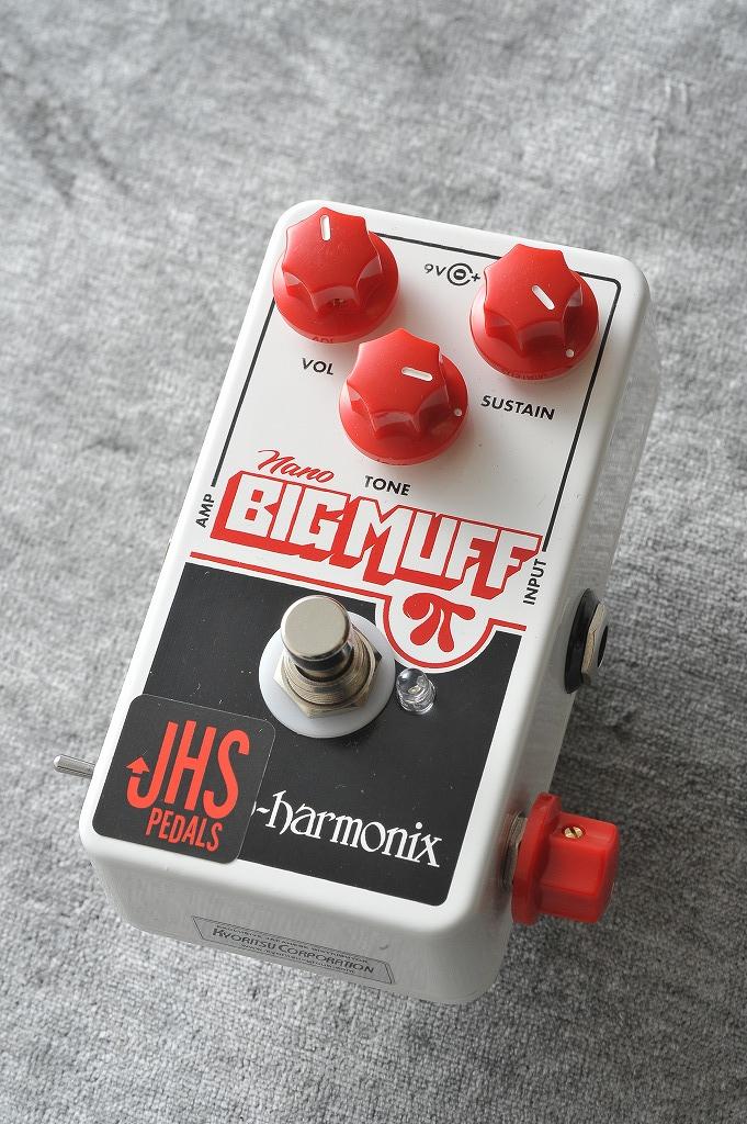 JHS Pedals EHX Electro-Harmonix Nano Muff
